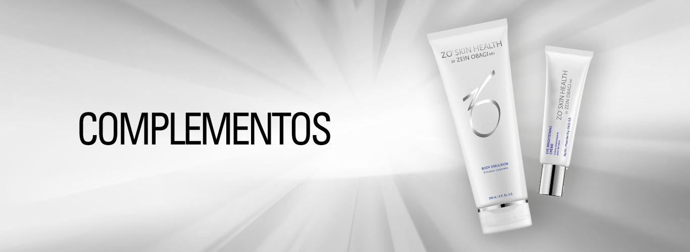 Complementos ZO Skin Health
